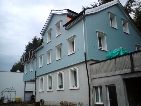 2 Zimmer-Wohnung mit Gartensitzplatz