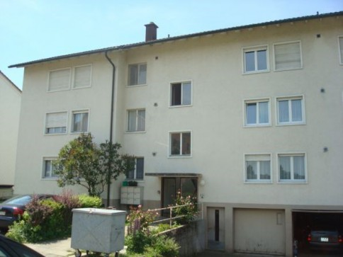 2-Zimmerwohnung in Aarwangen