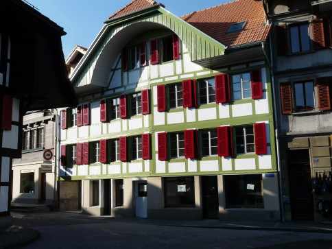 3 1/2 Wohnung im Dorfkern Schwarzenburg