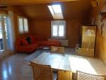 3 1/2-Zimmer-Dachwohnung mit Galerie in Wengen