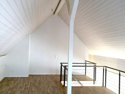 3 1/2-Zimmer-Duplex-/Maisonette-Wohnung, unverbaubare sonnige Lage!