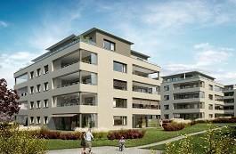 """3.5 bis 4.5 Zi-Wohnungen MFH A """" Riedtalbach"""" Zofingen"""