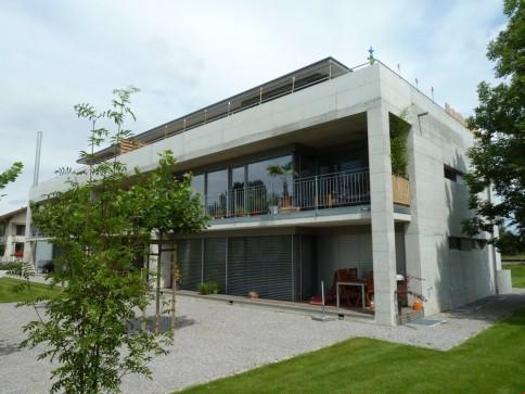 3.5 Z Wohnung in Utzenstorf mit gehobenen Ausbaustandard