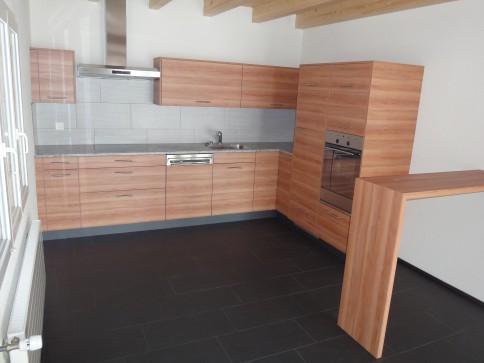 3.5 Zi.-Duplex-Wohnung per 01.02.2017 zu vermieten