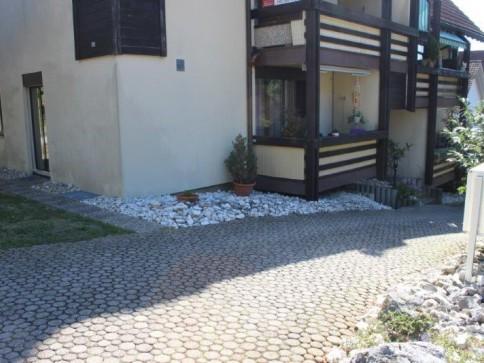 3.5-Zimmer-Eigentumswohnung im Parterre