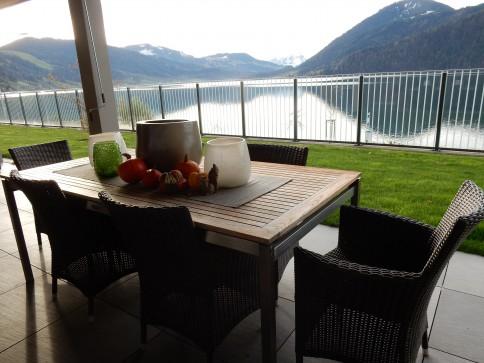 3.5 Zimmer Wohnung mit Südlage am See