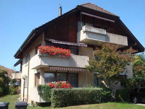 3-Zimmer/Dachwohnung