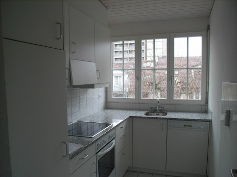 3-Zimmerdachwohnung im Liebefeldquartier