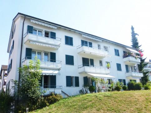 3-Zimmerwohnung an zentraler Lage mit oder ohne Mansarde