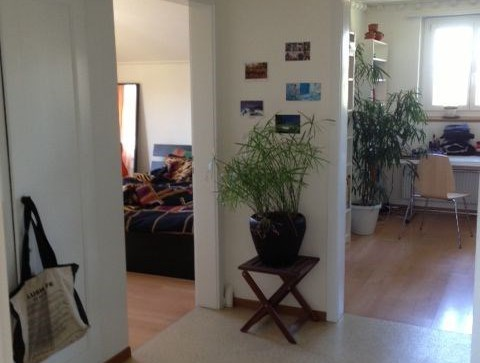 3-Zimmerwohnung mit toller Weitsicht