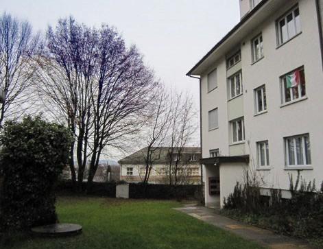3-Zimmerwohnung nähe Gurtenbahn