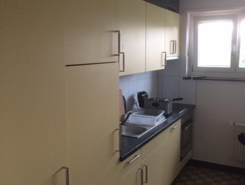 3-Zimmerwohnung ruhig, mit Balkon/Nachmieter gesucht