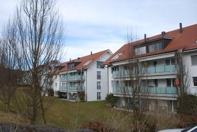 4 1/2-Zimmer-Dachwohnung mit Schwedenofen