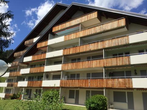 4 1/2 Zimmer Wohnung in Laax Murschetg an bester Lage