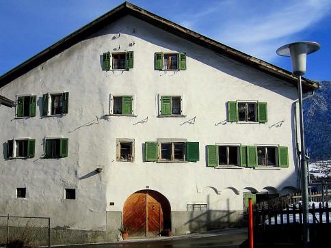 4 1/2 Zimmerwohnung in Patrizierhaus