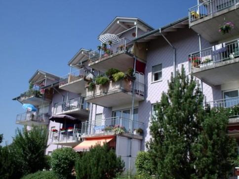4 1/2 Zimmerwohnung mit Sicht auf die Alpen