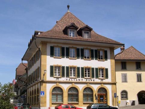 4.5- Zimmer Wohnung in der Altstadt von Murten
