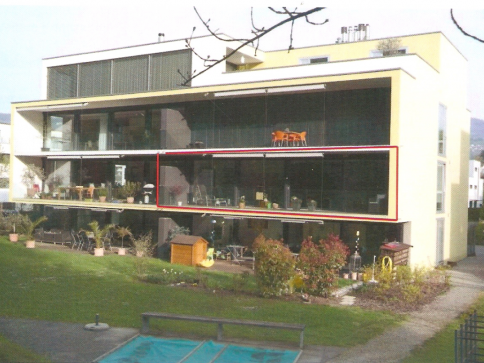 4.5 Zi-Wohnung mit Balkon in Biel (Möösli)