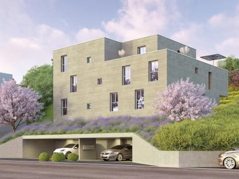 4.5-Zimmer-Attikawohnung mit Dachterrasse