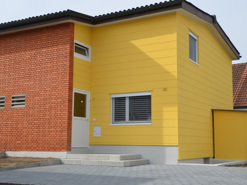 4,5 Zimmer Doppeleinfamilienhaus in bevorzugter Wohnlage