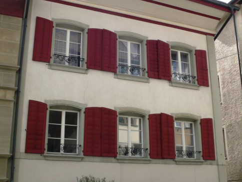 4.5-Zimmer Duplexwohnung in der Altstadt von Zofingen