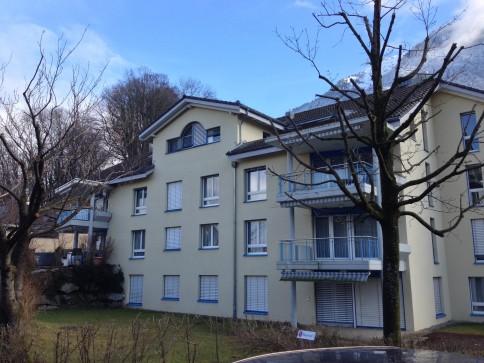 4.5-Zimmer-Gartenwohnung in Schänis