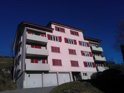 4.5 Zimmer-Whg am ruhiger Lage am Berg in Rebstein