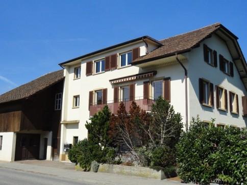 4.5-Zimmer-Wohnung in Bauernhaus