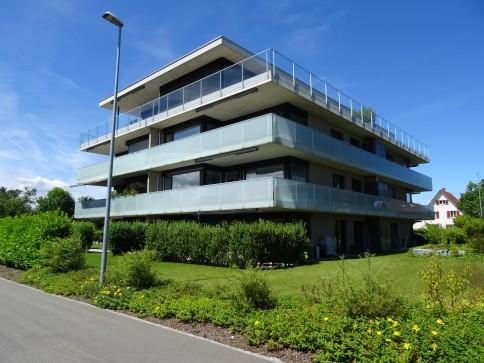 4,5-Zimmerwohnung in Scherzingen mit Eigentumswohnungsstandard