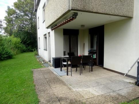 4.5-Zimmerwohnung mit Gartensitzplatz