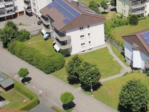 4.5 Zimmerwohnung mit grossem Balkon