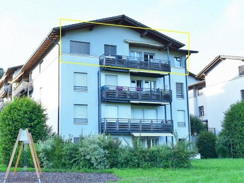 4 pièces dernier étage, 3 loyers offerts si reprise du bail rapide