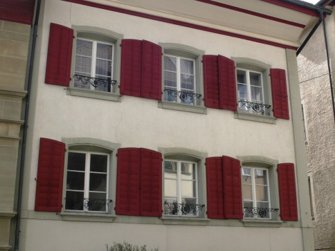 4-Zimmer Altstadtwohnung im 1.OG