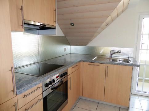 4 Zimmer Dachwohnung