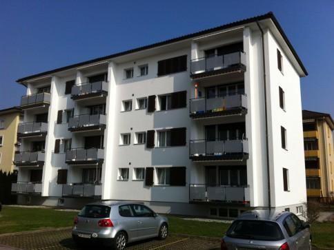 4-Zimmer-Wohnung in neu renovierter Liegenschaft