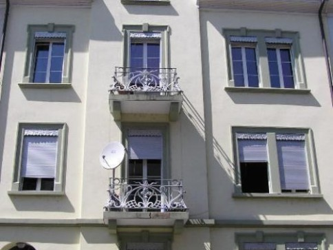 4-Zimmerwohnung - appart. de 4 pièces