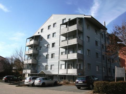 5.5- Zimmerwohnung inkl. Aussenparkplatz und atemberaubender Aussicht!