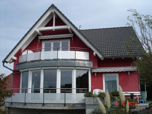 6,5-Z'Villa mit schön angelegtem Garten (Leymen F)