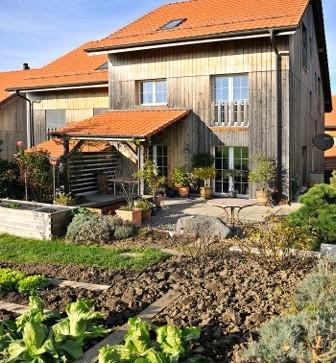 6 Zimmer Haus in ländlicher Umgebung zum Wohnen/Arbeiten