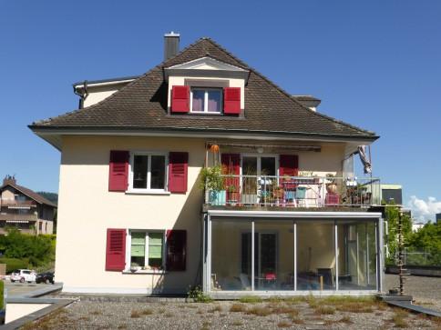 7-Zimmer-Maisonette-Wohnung