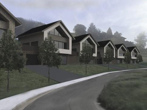 8 Grundstücke mit EFH Siedlung
