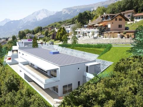A saisir, magnifique, dernier 2.5 pièces en terrasse et pelouse!!!