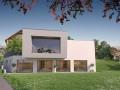 A vendre sur plans villa contemporaine à La Chaux-de-Fonds