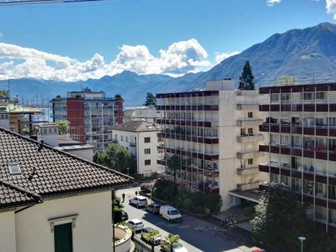 Affittasi appartamenti signorili in residenza di pregio a Locarno