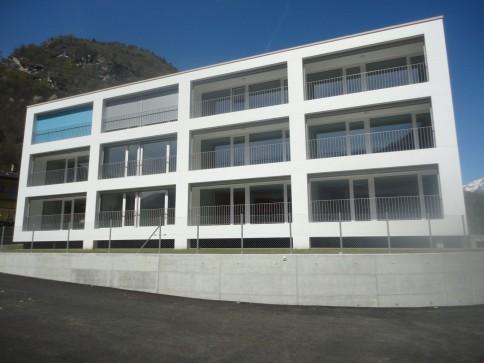Affittasi nuovi appartamenti 3 1/2 locali (113 mq) - Grono