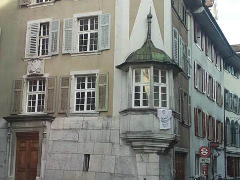 Altstadt Solothurn - 2-Zimmer-Wohnung