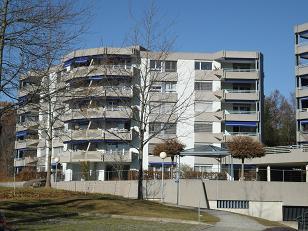 Appartement 3 1/2 pièces avec terrasse