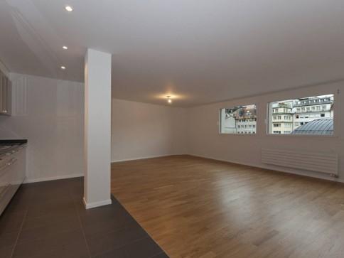 Appartement 3.5 pièces rénové et situé au centre de Lausanne