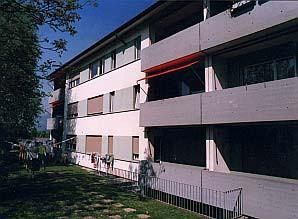 Appartement 4.5 pièces dans quartier calme