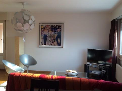 Appartement en attique 3 1/2 pièces à MORGES - vue lac